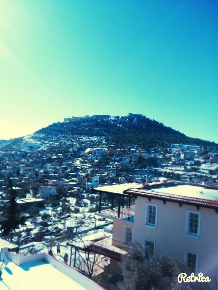 Canım Memleketime Beyaz Örtüde Çok Yakışmış😋😋Silifke Memleketim Snow ❄ Karlı Güne Merhaba :)) New Picture Hi! Neweyeem Love ♥ Hello World Silifkekalesi