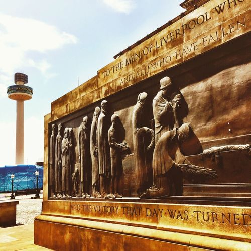 History Liverpool Merseyside Travel Stgeorgeshall wanderings in liverpool