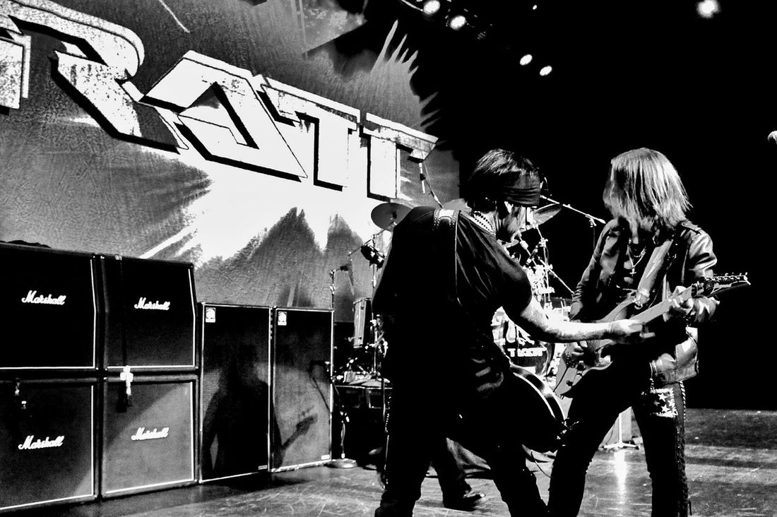 Band Black And White Concert Photography Musicians Performance Ratt Rock And Roll Guitars