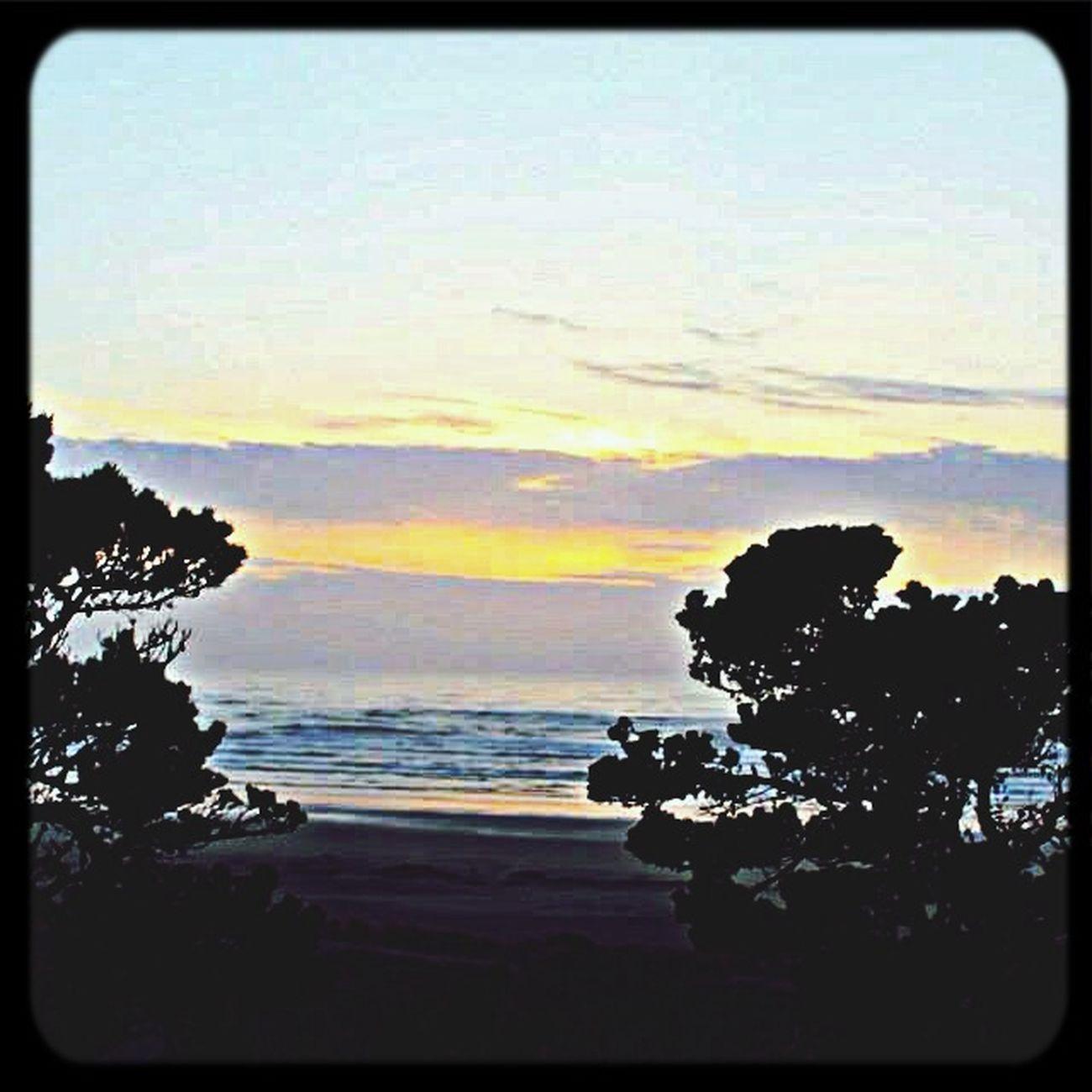 The beach ❤️❤️ Enjoying Life Sunset
