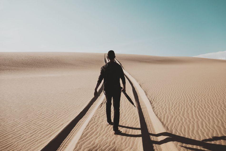 Beautiful stock photos of desert, 25-29 Years, Beach, Day, Desert