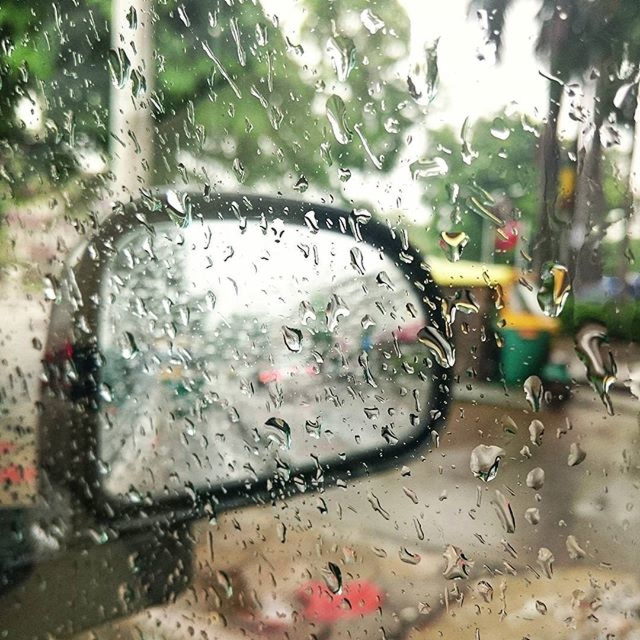 Rain Drive Car Road Drops Droplets Mirror Rearviewmirror Traffic Monsoon Chandigarh Instachd Instachandigarh Showers Xperiaz3photography Xperiaphotography XperiaZ3compact Sonyxperia ICAN Dramatic Angles