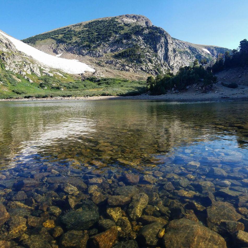 """Reflections"" ( St Mary's Glacier Idahosprings Colorado ) Taking Photos Enjoying Life Water Travel Destinations"