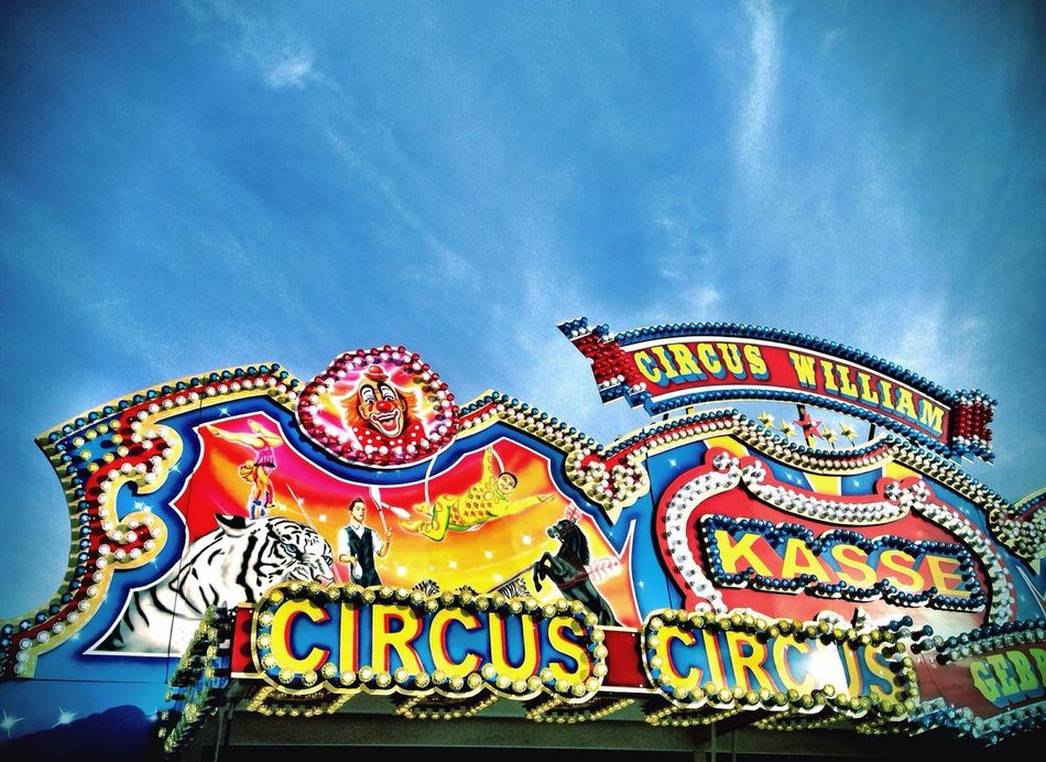 Circus, Circus Pantone Colors By GIZMON Art Is Portable With Caseable Mobilephotography.de
