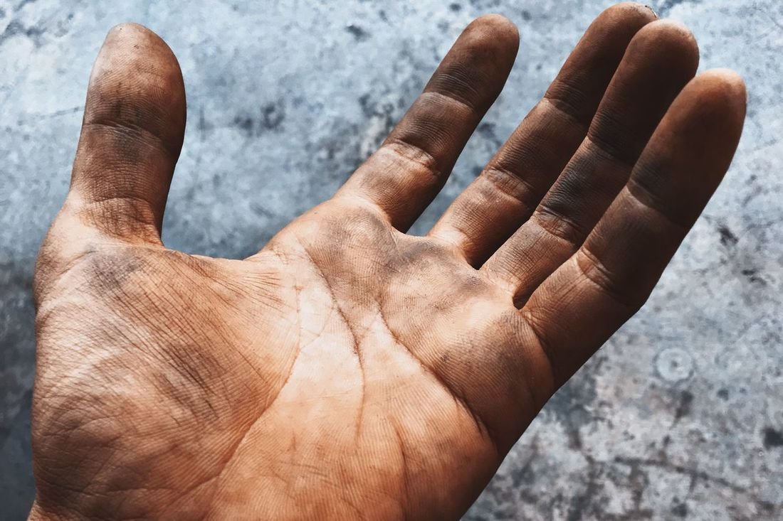 Dirty hand means clean money Dirty Hand Clean Money Motivation Quotes AntiCorruption Fingers Grease Hardwork Mechanic Engineering Aviation Responsibilities Leader Betrayal Treason