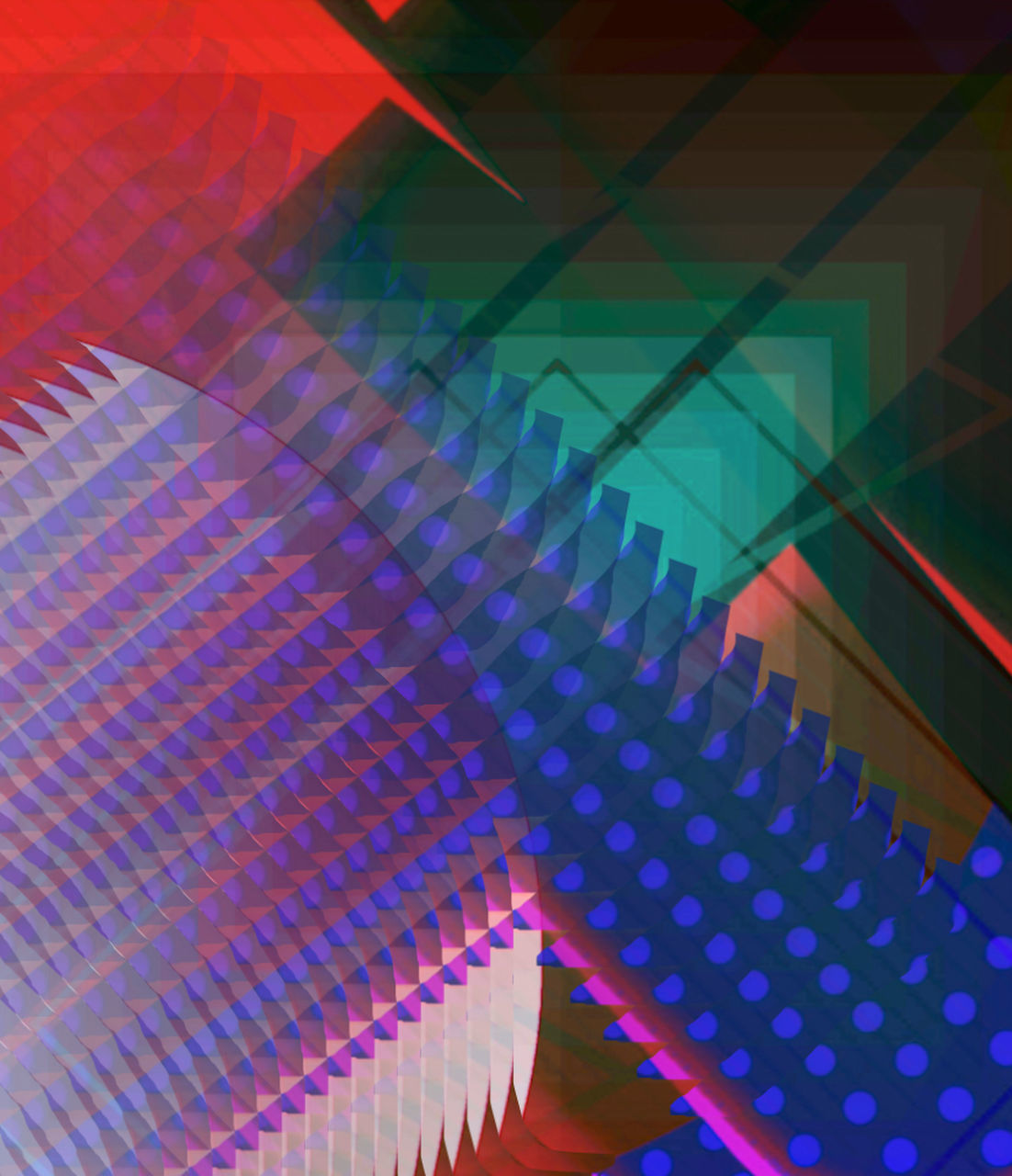 multi colored, indoors, no people, pattern, illuminated, technology, close-up, day