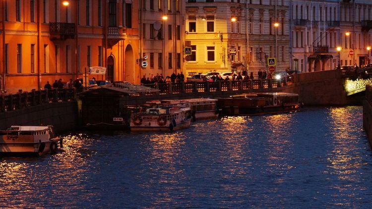 Северная Венеция......