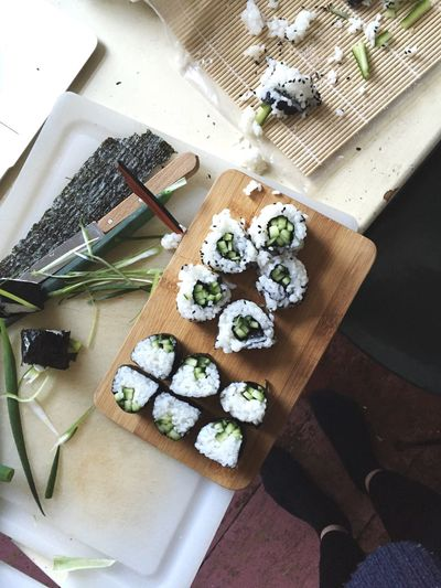 Sushi Sushi Time Saturday Afternoon Show Us Your Takeaway!