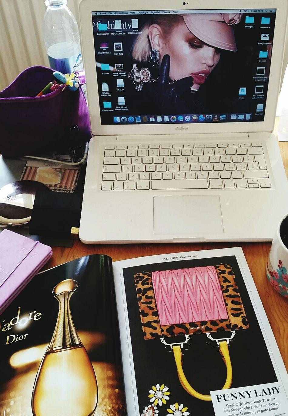 Desk Fashiondesk Fashionjob Fashionphotography Inspirations Everywhere. Fashionblogger Workingdesk Working Hard