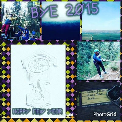 Happy new year!!!! Noresolutions 2k16 2016