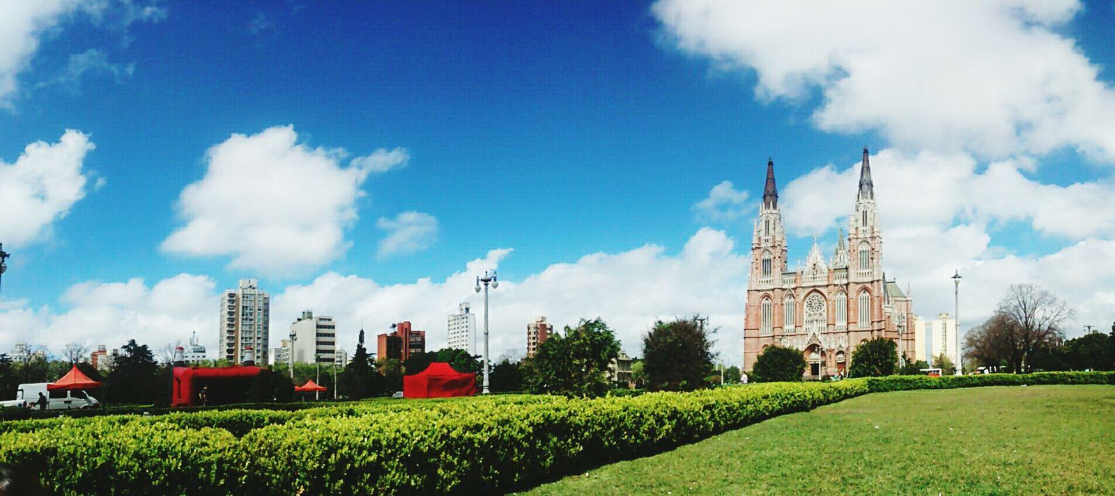 Discover Your City Plaza Moreno La Plata Catedral?