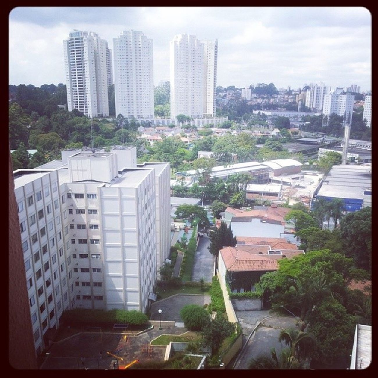 Windowview Saopaulo Warmmorningwithmybaby Brazil