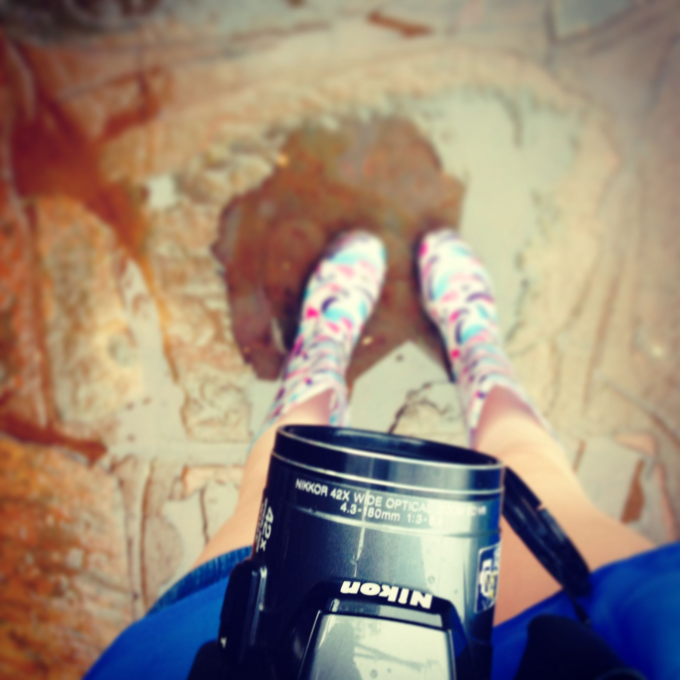 Nikon Photography Wellingtons