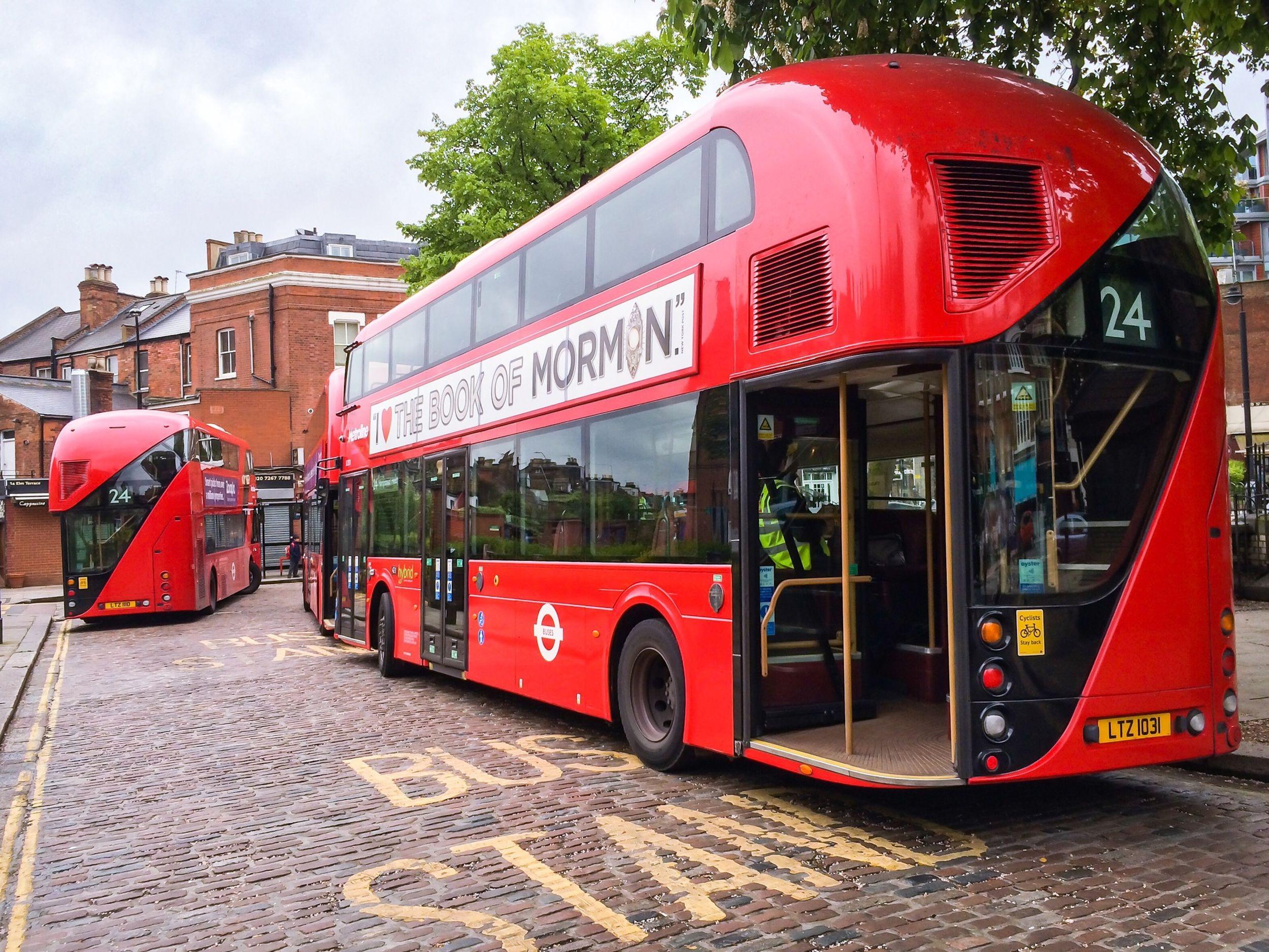 London Red 2. Two new Routemasters. Public Transportation EyeEm Best Edits EyeEm Best Shots Streetphotography