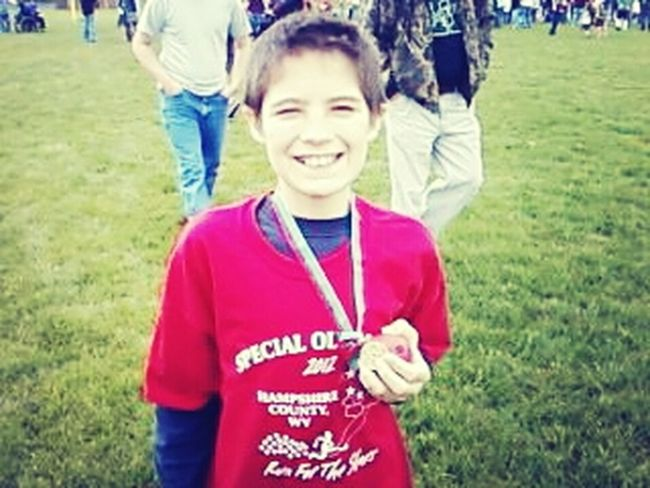 hes got so big, damn i miss my brother <3