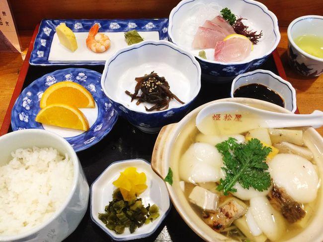 島原名物の具雑煮!美味い(*^^*) 具雑煮 Nagasaki Shimabara