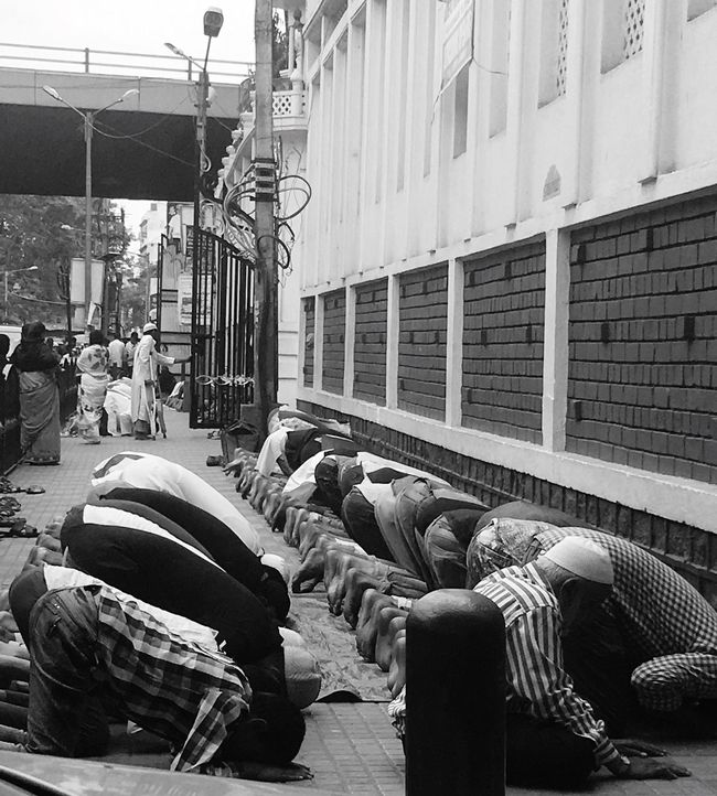 Praying Prostration Friday Prayers Blorediaries IPhoneography