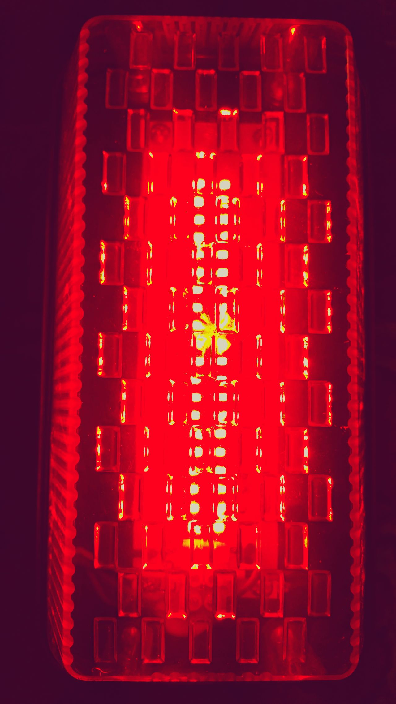 Red Light Lamp Red Light Shining Bright Colour Deep Red Red Warning Light Brake Light