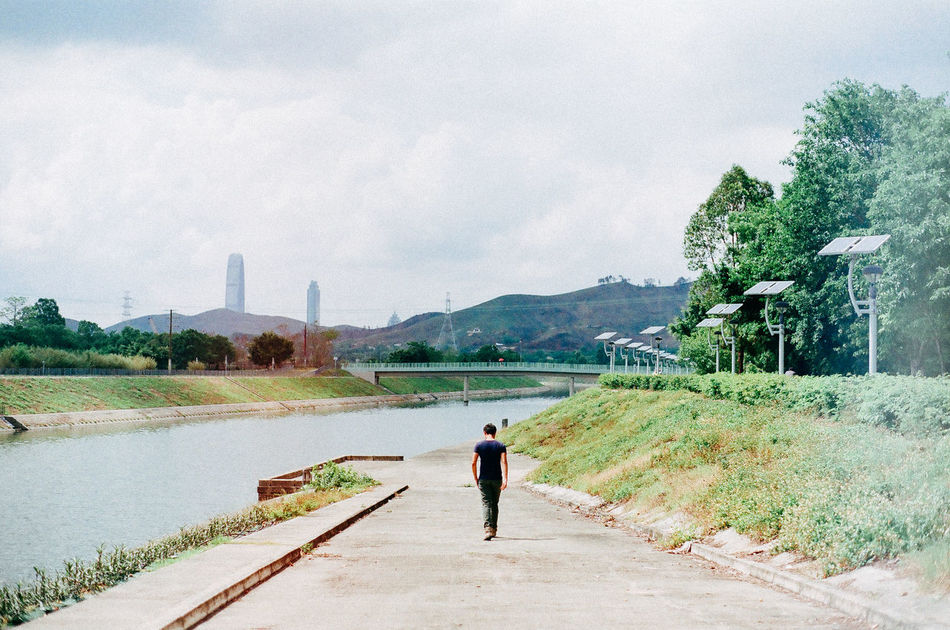 Beautiful stock photos of china, Casual Clothing, Cloud - Sky, Day, Footpath