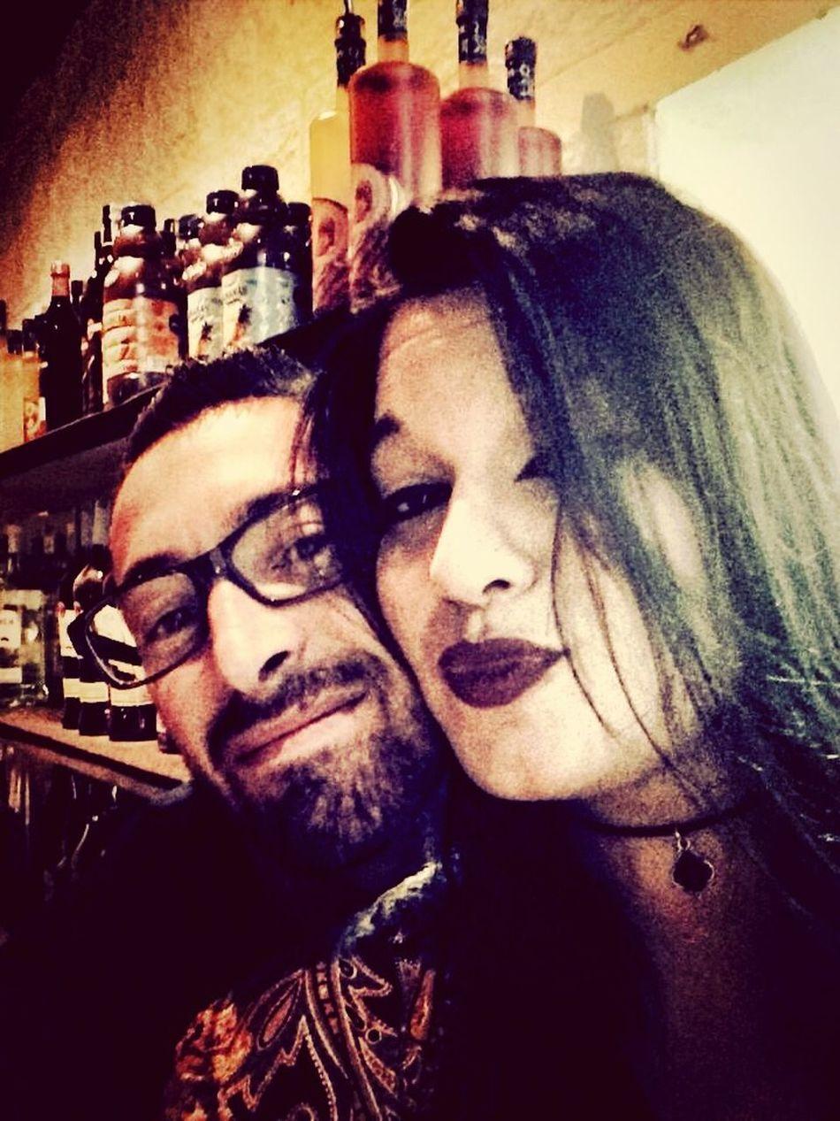 With the best barman ever❤️ EyeEm Best Shots EyeEm Working Selfie