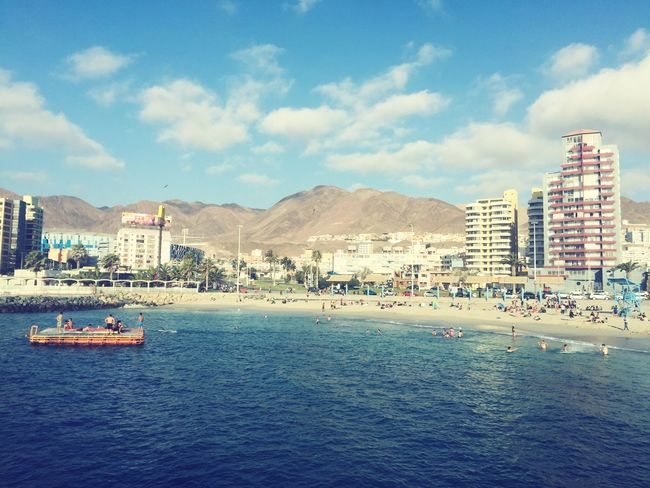 Chile Antofagasta Balneario Playa Beachphotography Beach