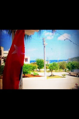 look of Flag at Mersin-Tisan by Lazzo