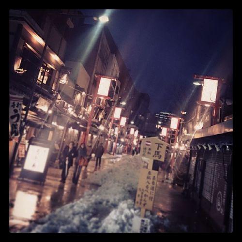 浅草(asakusa) 伝法院通 住みたい。 すき。