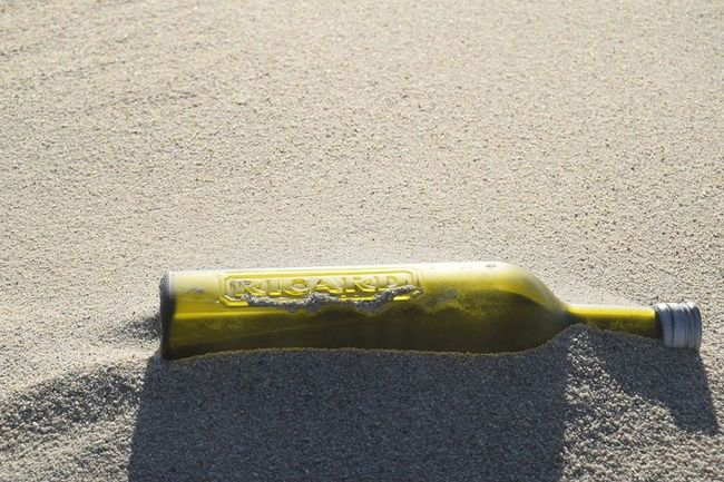 Beach Freedom Bottle Drinks The Netherlands Tweede Maasvlakte
