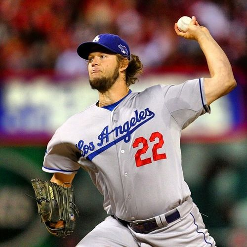 Congratulations 2 The BEST Pitcher in Major League Baseball = LA Dodgers ClaytonKershaw Who Tossed A No-No Against The Rocky Rockies Last Night. Adding 15K's 2 His Stellar Resume. Wow! I Just Seen This Dude Pitch When He & The Dodgers Came 2 Philly. This Cat Is Nasty For Real. Would Love 2 Dig In The Box 2 Bat Against This Guy, Just 2 Get A Closer Look At His Variety of Pitches.