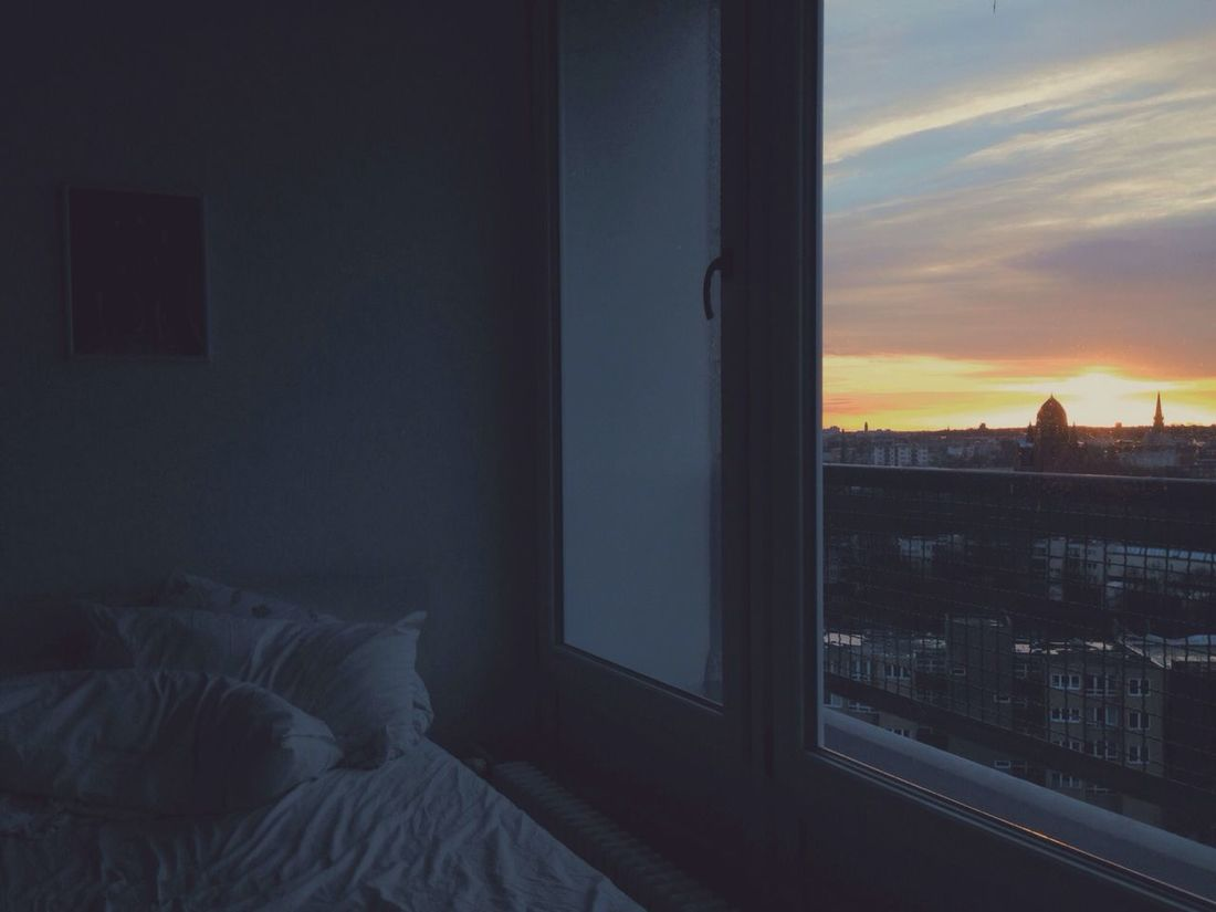 Good morning! Sunrise Bedroom