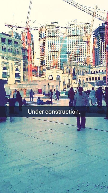 Taking Photos Check This Out Hello World Snapchat Makkah