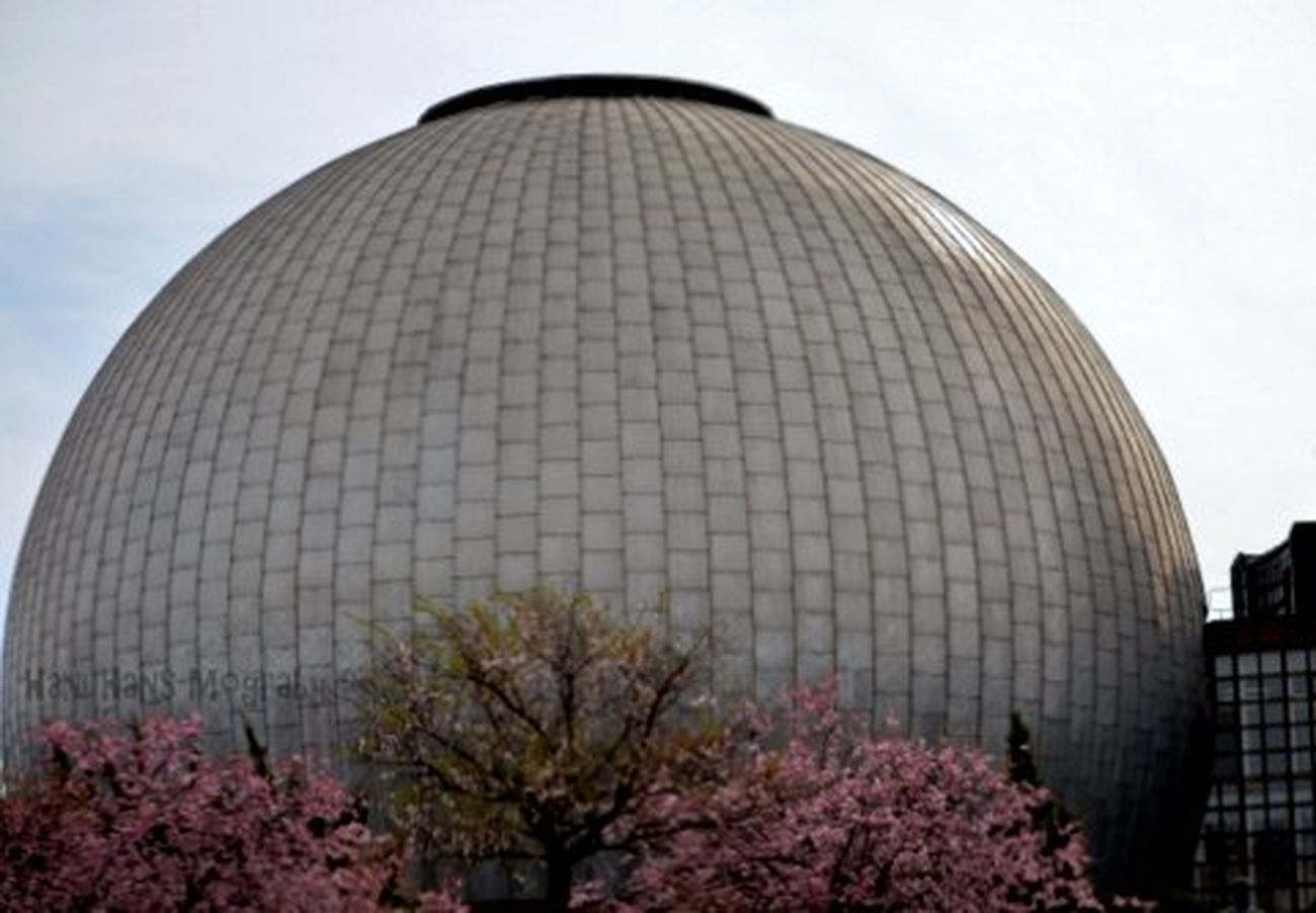 Planetarium Come To Berlin