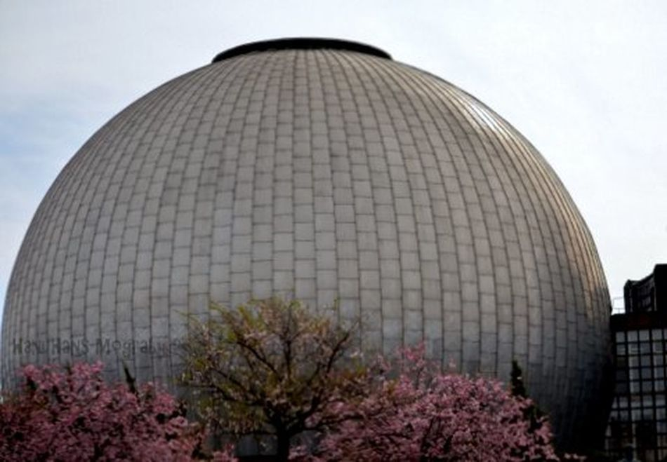 Planetarium Come To Berlin