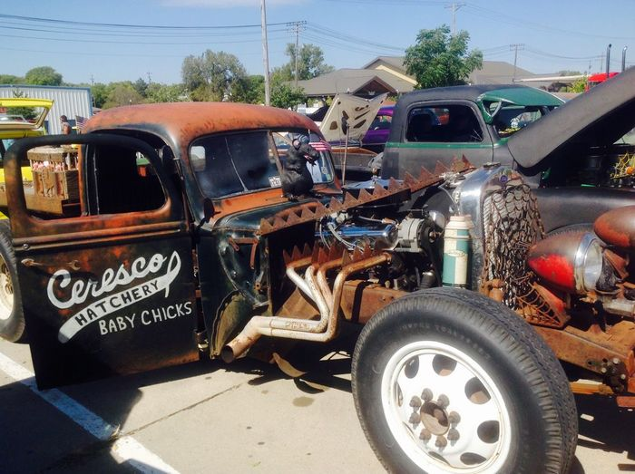 CarShow Classic Car RatRod Awesome