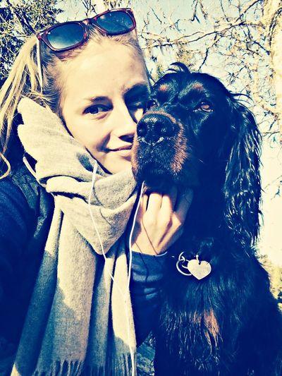 ❤️❤️❤️ Hello World Check This Out Love My Dog  Enjoying Life