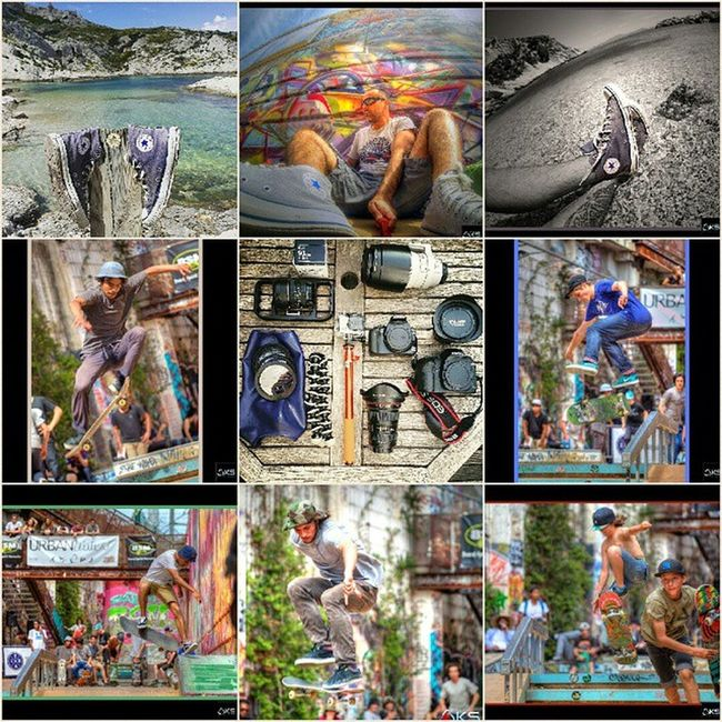 Last 9 avec le Urban Water Contest un Contest de Sk8 à la friche belle de mai...une petite série Converses à la plage, du Streetart , préparation du matériel pour une sortie photo et hop 9 clichés supplémentaires made in Marseille 💙 🆒✴🆒✴🆒✴🆒✴🆒✴🆒✴🆒✴🆒✴🆒✴🆒✴🆒▶gopro 🆒 🆒▶canon_official 📷 🆒▶followme 👉 @karimsaari 🆒✴🆒✴🆒✴🆒✴🆒✴🆒✴🆒✴🆒✴🆒✴🆒✴ karimsaari tourismepaca picoftheday igglobalclub vans vansmarseille igers ig_europe lifestyle skateanddestroy streetphotography bowl etnies photooftheday bnw alk13 skatelife mes9dernieresphotos last9 converse chucktaylor