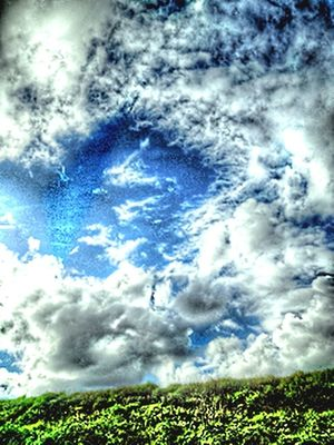 clouds and sky by Noelia