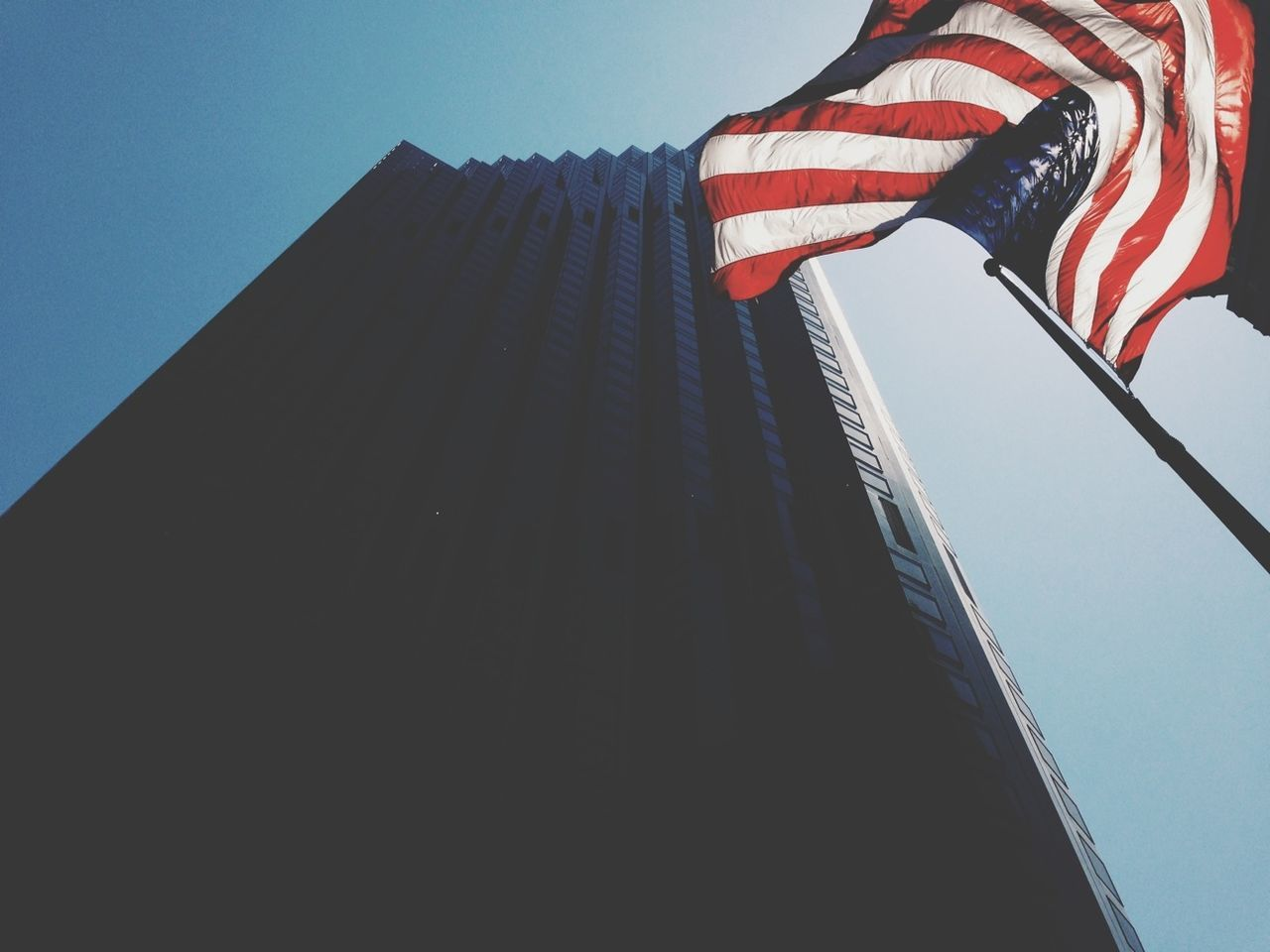 Beautiful stock photos of patriotic, American Flag, Architecture, Building Exterior, Built Structure