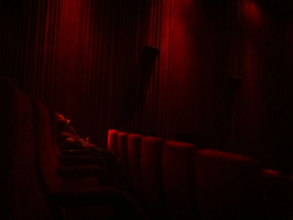 Cinema In Your Life Cinema Nightphotography Movie Night Movie Time Dark Photography Screen Theatre Life Theatre Screen Movie Filming People In Dark Led Lights