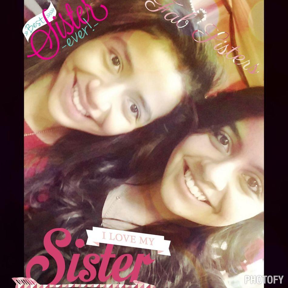 Sisterly Love?? Ilovemysister Amazingsister Bestsistersever Photoshootsession Amazingsisters Beautifulsisters