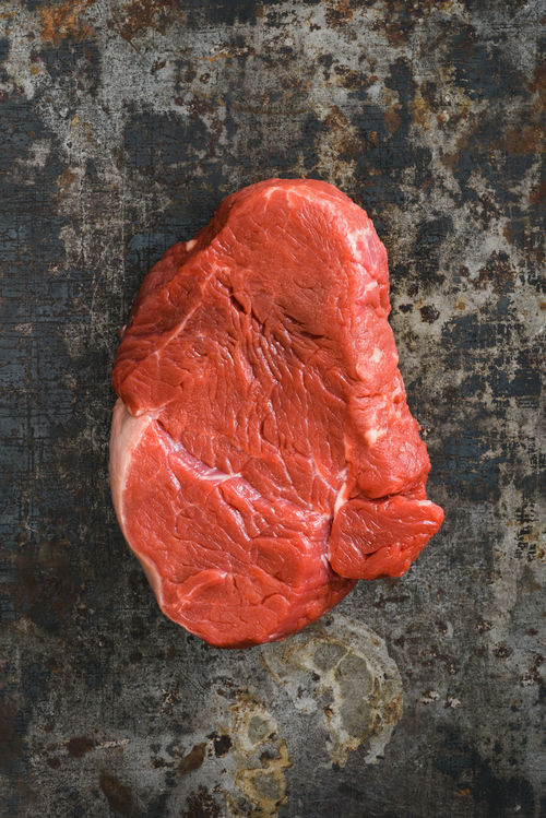 fillet steak, fillet mignon, steak, beef, dark, raw, uncooked, rustic, food, meat, overhead, from above, top view, still life, nobody, fresh, black Beef Close-up Dark Fillet Steak Food Freshness From Above  Meal Overhead View Raw Steaks Uncooked