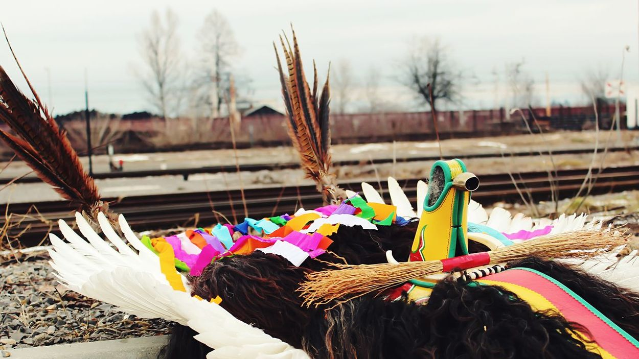 Kurent Korant Mask Masquerade Masquerademasks Traditional Slovenia Ptuj