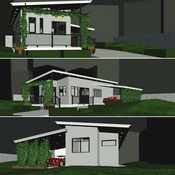 Just a job.... My Job My Design House house