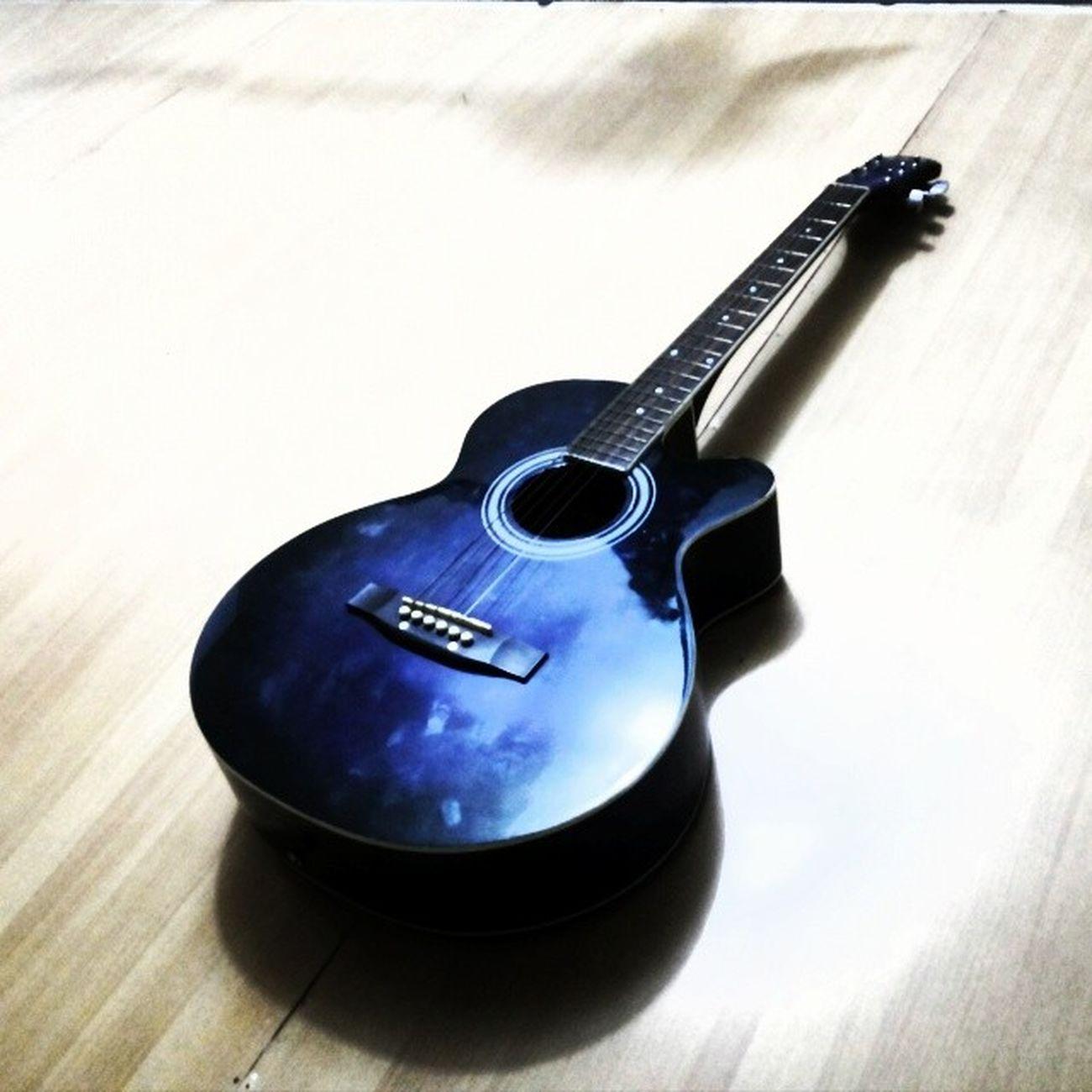 my گیتار ☺