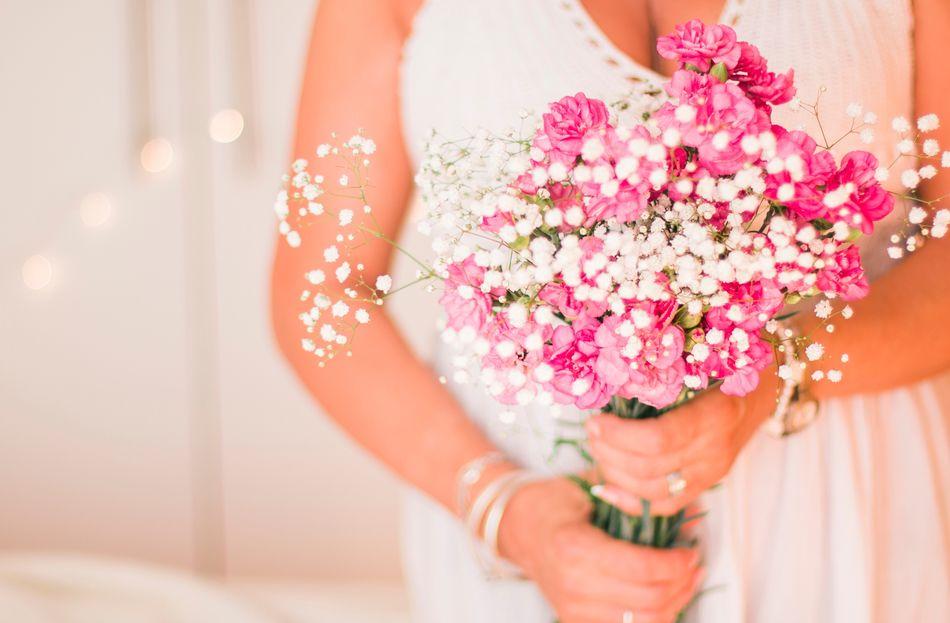 Beautiful stock photos of blumen, Bouquet, Bride, Celebration, Celebration Event