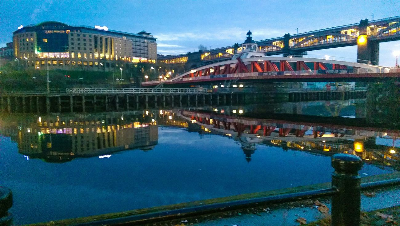 It isn't reality that bites your ass, but the reflection of your thoughts of how it should be that does...... Getting Inspired Reflection Water Reflections Reflection_collection Photography HTC_photography Words Of Wisdom Bridges Newcastle Upon Tyne Reflected In Water