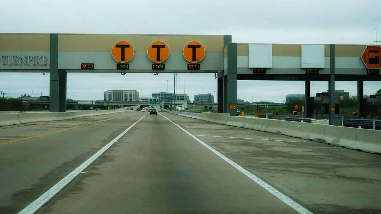 """""""Read my lips: no new taxes. """" http://www.wfaa.com/story/news/local/2015/03/22/what-happened-to-the-end-of-tolls/25204415/ Taxes On The Road Freedom Driving Pay Up Sucker Texas!!!! Travelling Turnpike Highway What Do You Think?"""