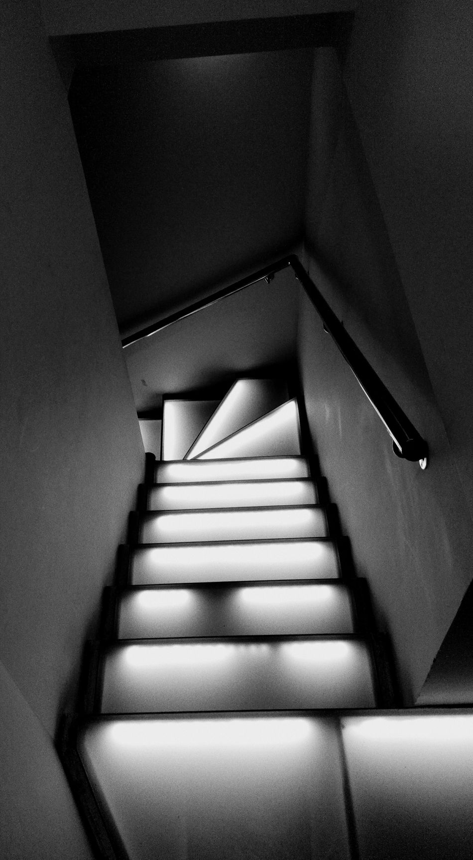 Light And Shadow of the Mysterious Stairs in Monochrome Blackandwhite • Urban Geometry in Interior Design in Black And White • Geometric Shapes of Architectural Detail in Bnw • Geometric Design in EyeEm Best Shots - Black + White • Eye4black&white  • Geometric Abstraction and Simplicity in NEM Black&white • Learn & Shoot: Simplicity • Bnw_friday_eyeemchallenge • This Week On Eyeem • Black & White • EE_Daily: Black And White • Urban 4 Filter • Interior Design