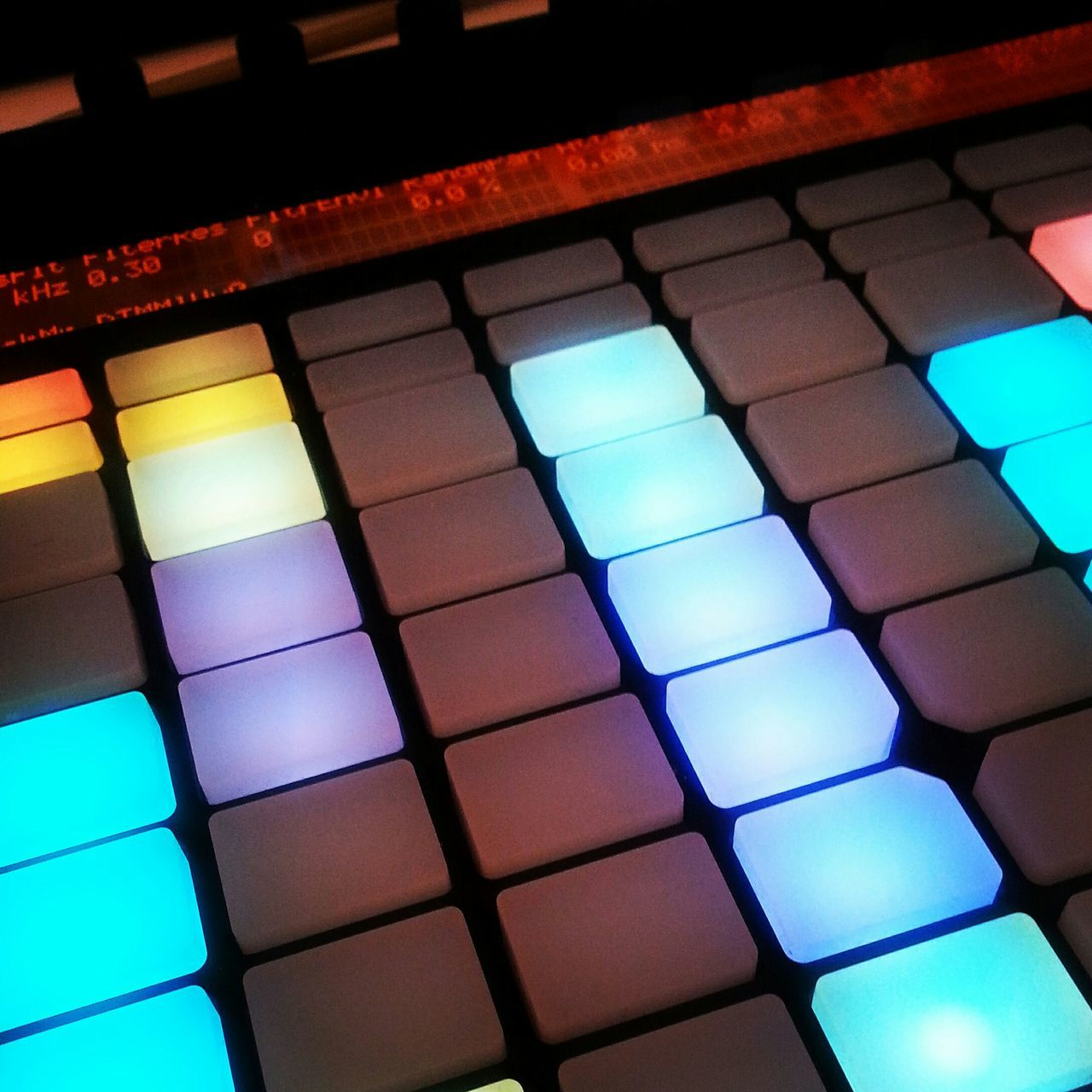 Ableton push. State of the art! Music Musician Live Music Ableton Ableton On Stage Abletonlive Ableton Live 9 Push Music Production Edm
