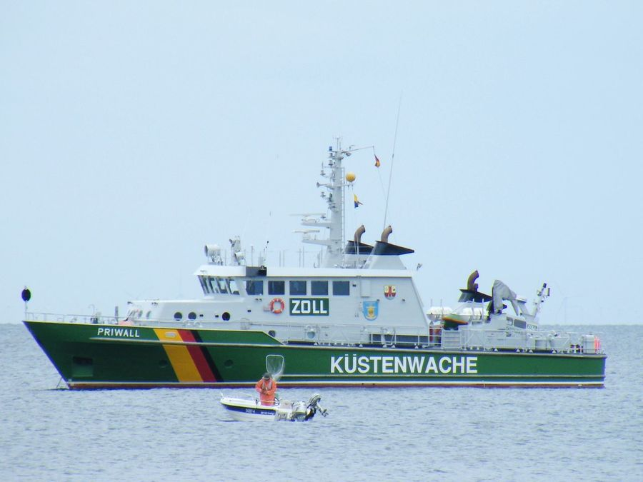 Schiff Boot Ship Ships Boat Boats Boats And Water Zoll Küstenwache Ostsee Fehmarn